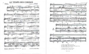 <さくらんぼの実る頃> Georges Petsilas 編曲