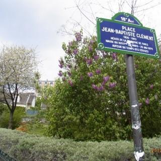 ジャン=バチスト・クレマン広場