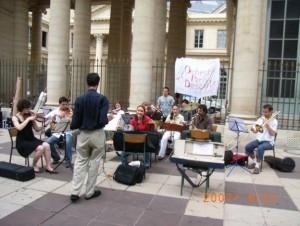 カルチエ・ラタン ソルボンヌ界隈2007夏至音楽祭