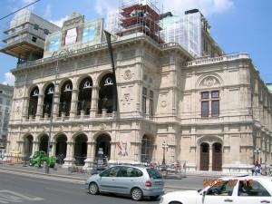 芸術の都 ウィーン国立歌劇場