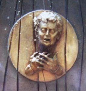 E.ピアフ 広場のレリーフ 1981
