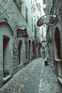 街のシンボリックな風景 1979.12