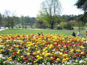 モンスーリ公園 Parc de Montsouris